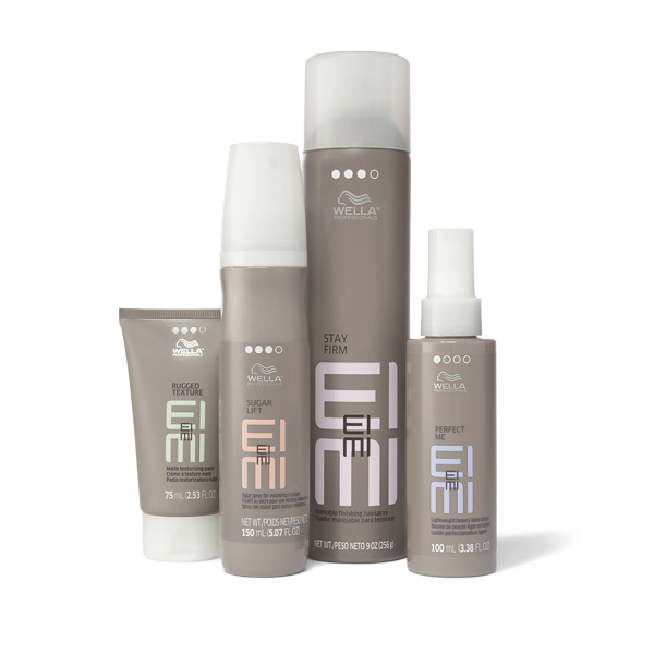 WELLA EIMI Professional Products Available in TONI&GUY