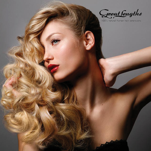 Range of Great Lengths Hair Extensions more in TONI&GUY