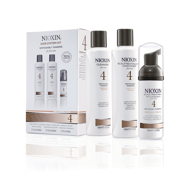 Nioxin Haircare Products To Make Hair Thicker & Fuller | TONI&GUY